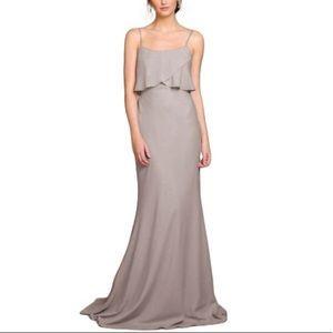 Jenny Yoo Alpine Blake Bridesmaid Gown Size 4